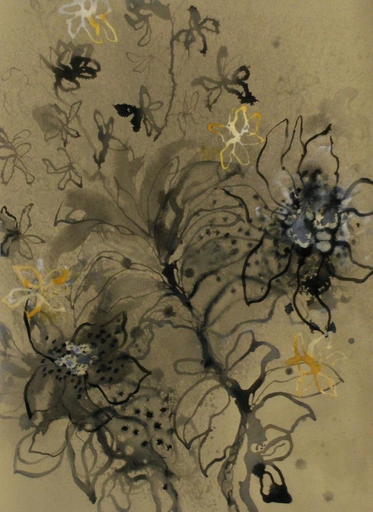 <em>Fantasy Flowers Series</em>, 2010