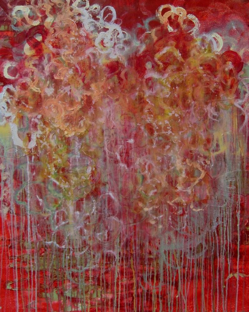 <em>Red Tangle</em>, 2011